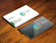 Graphic Design Konkurrenceindlæg #86 for Design some Business Cards for IT Zen