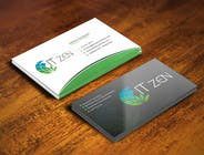 Graphic Design Konkurrenceindlæg #87 for Design some Business Cards for IT Zen