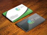 Graphic Design Konkurrenceindlæg #92 for Design some Business Cards for IT Zen