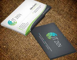 #122 for Design some Business Cards for IT Zen af mdreyad