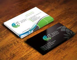 IllusionG tarafından Design some Business Cards for IT Zen için no 74