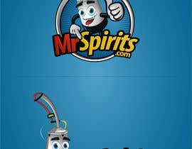 #185 para Design a Logo for mrspirts or mrspirits.com por rugun