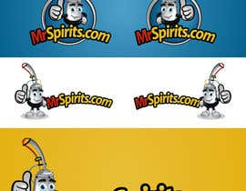 #222 para Design a Logo for mrspirts or mrspirits.com por rugun
