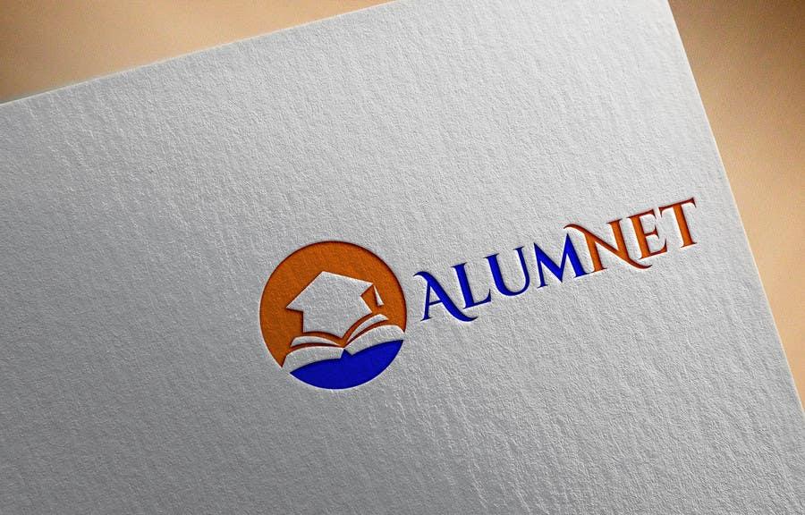 Konkurrenceindlæg #                                        7                                      for                                         Design a logo for an alumni network website