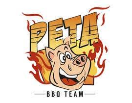 Nro 22 kilpailuun Design a Logo for BBQ Team käyttäjältä GirottiGabriel