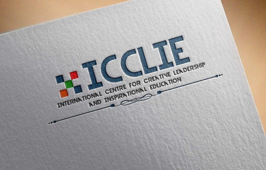 Inscrição nº 41 do Concurso para Design a Logo for ICCLIE (International Centre for Creative Leadership and Inspirational Education)
