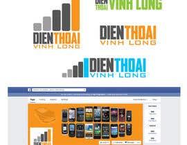 #40 untuk Design a Logo for dienthoaivinhlong.com oleh pbgrafix