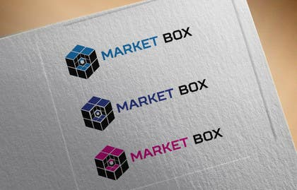 #59 cho Design a Logo for Website MarketBox bởi ArslanA223