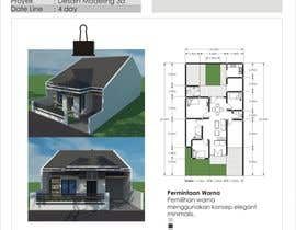 #1 for LOMBA DESAIN RUMAH URBAN by ANDREAS AUDYANTO by SADATWIRA