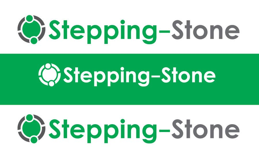 Bài tham dự cuộc thi #110 cho Create a logo for Stepping-Stone, a business process outsourcing company