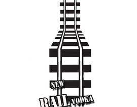 "#5 untuk Design a Logo for ""49th Junction"" Premium Rail Vodka oleh setusharma"