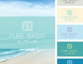 #65 cho Develop a Corporate Identity for PURE BASIC BY MIRELLE bởi Gulayim