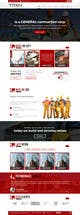 """Design a Website Mockup for """"Titan Contracting Corp."""""""