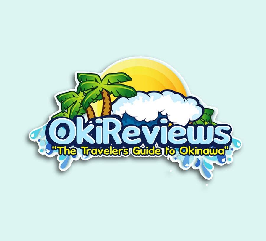 Penyertaan Peraduan #72 untuk Design a Logo for a Travel Review Site