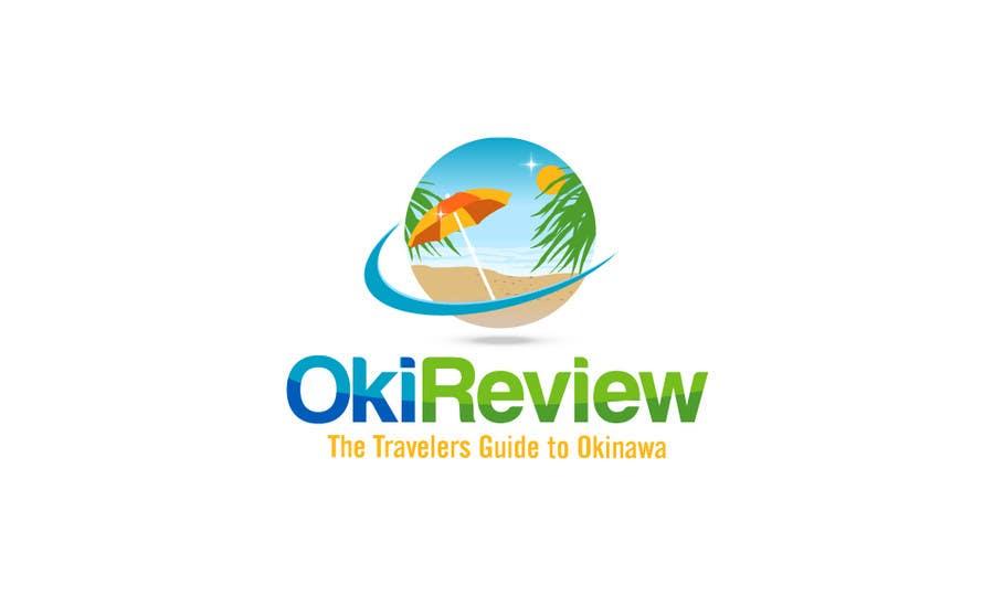 Penyertaan Peraduan #78 untuk Design a Logo for a Travel Review Site