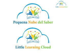 #120 para Design a Logo for Little Learning Cloud por nupurghosh2