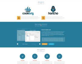 #21 untuk Design a Website Mockup for Software Suite Company oleh krasotina