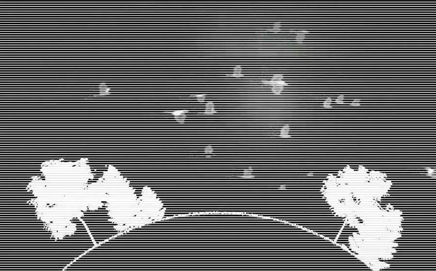 Contest Entry #                                        8                                      for                                         Create an Animation in black and white