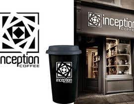nº 64 pour Design a Logo for Inception coffee bar par zetabyte
