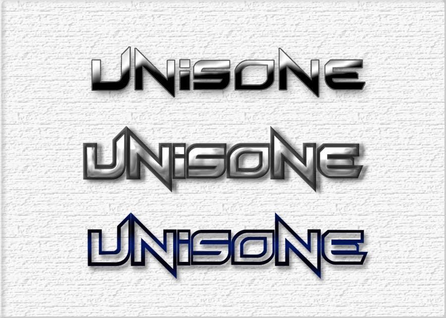 Kilpailutyö #38 kilpailussa Re-design a Logo for Unisone