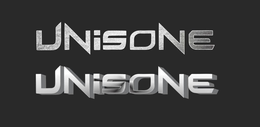 Kilpailutyö #43 kilpailussa Re-design a Logo for Unisone