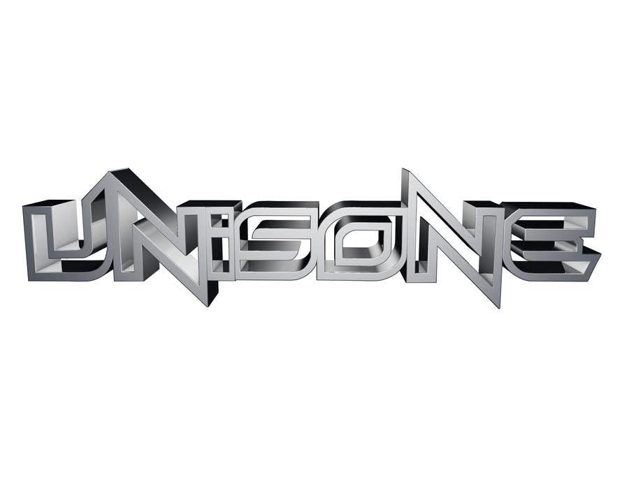 Konkurrenceindlæg #                                        50                                      for                                         Re-design a Logo for Unisone