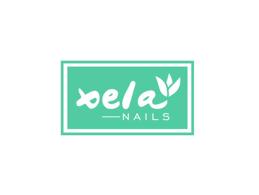 Contest Entry #                                        40                                      for                                         Design a Logo for xela nails