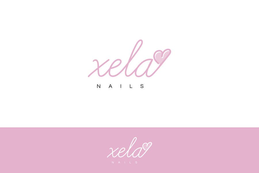 Contest Entry #                                        22                                      for                                         Design a Logo for xela nails