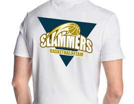 #74 para Design a Logo for Slammers Basketball Team por pironkova