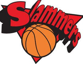 #63 para Design a Logo for Slammers Basketball Team por twinlight