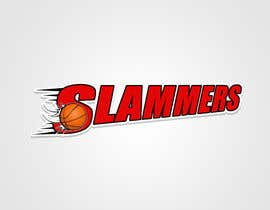 #41 para Design a Logo for Slammers Basketball Team por mykferrer