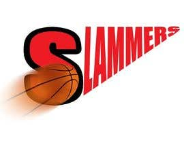 #51 para Design a Logo for Slammers Basketball Team por sudeepvallathol