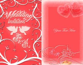 grusseva tarafından Wedding Invitation design needed için no 6