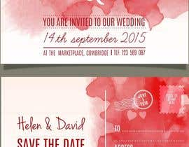 AliAbbas337 tarafından Wedding Invitation design needed için no 9