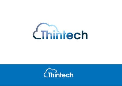 #39 for Thintech logo af paxslg