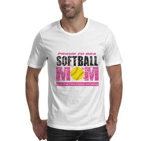 #27 for Design a T-Shirt for softball moms af Designermb