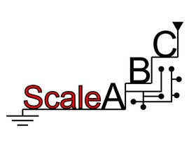 #3 para Design a Logo for ScaleABC por brenodacosta