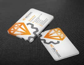 #151 cho Design some Business Cards for Jewelry Company bởi imtiazmahmud80