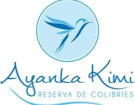 """#54 para Diseñar un logotipo para una reserva de Colibríes llamada """"Reserva de Colibríes Ayanka Kimi"""" de abelzamudio"""