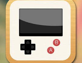 #27 for Design an iOS icon for a retro gaming app af ervanfahren