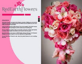 #15 para DL Colour Flyer Design for Wedding Florist por rogeriolmarcos