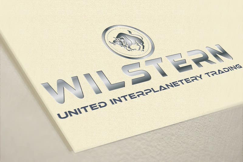 Proposition n°                                        41                                      du concours                                         Design a Logo for Wilstern