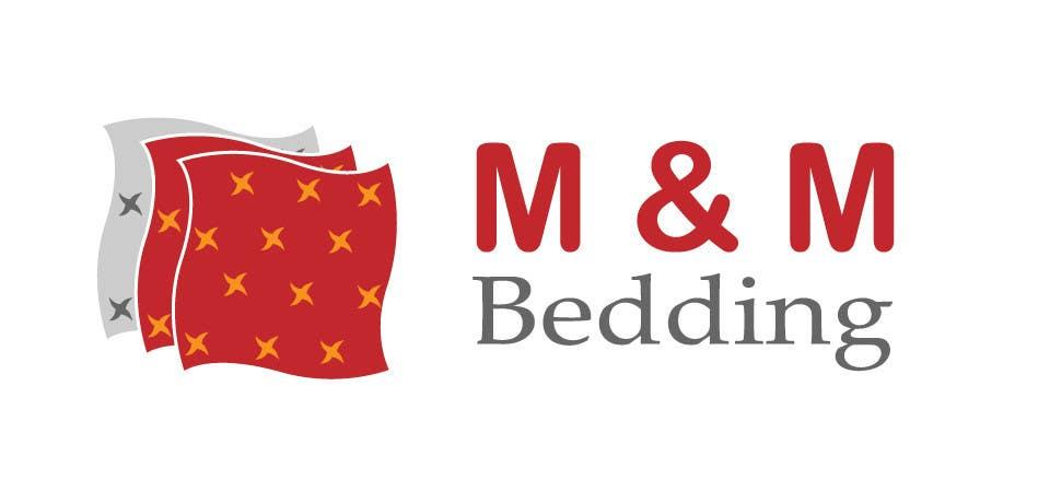 Contest Entry #20 for Design a Logo for M&M Bedding