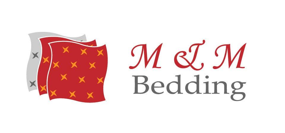 Contest Entry #21 for Design a Logo for M&M Bedding