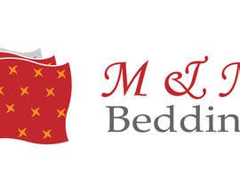nº 21 pour Design a Logo for M&M Bedding par moizraja46