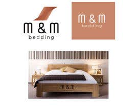 nº 3 pour Design a Logo for M&M Bedding par badighani