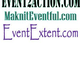 #75 for Domain Name for an Event Site af srichardsom