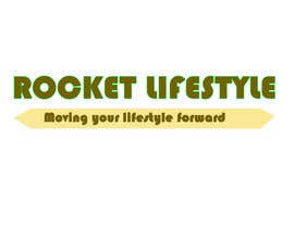 #544 para Design a Logo for Rocket Lifestyle por parteekrsnr