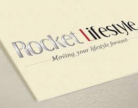 #511 for Design a Logo for Rocket Lifestyle af vasked71