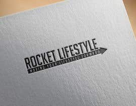 #83 para Design a Logo for Rocket Lifestyle por MuhammadKhan